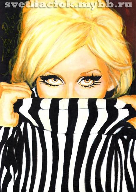 Christina Aguilera par svetliaciok